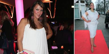 Allegra Curtis: 20 Kilo weniger in vier Monaten