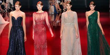 Elie Saab zeigt Red Carpet-Traumroben