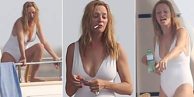 Sexy Auftritt im Urlaub: So nicht!
