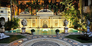 Niemand will die Versace-Villa
