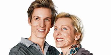 Gregor Schlierenzauer: 'Mama gibt mir die Sicherheit'