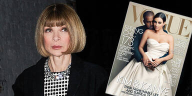 Anna Wintour äußert sich zum Kimye-Cover