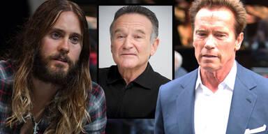 Hollywood trauert um Robin Williams