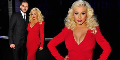 Christina Aguilera. Matt Rutler
