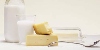 Milchprodukte wirken entzündungshemmend