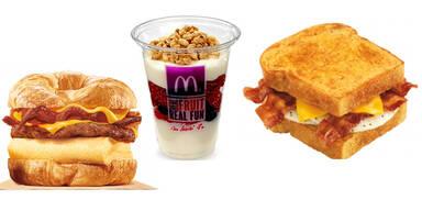Diese Fast Food-Frühstücke sind am ungesündesten