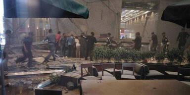 Jakarta Börse einsturz