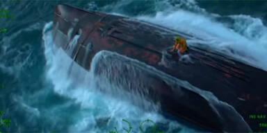 Dramatische Rettungsaktion zweier Fischer im Ärmelkanal