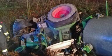 Altenmrakt Traktorgespann
