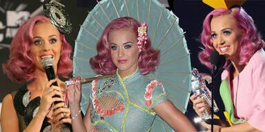 Katy Perry liebt die Abwechslung