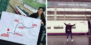 Julia herr Madrid
