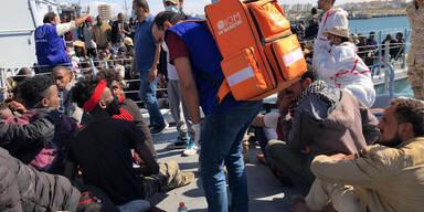 Libyen Rückführungen