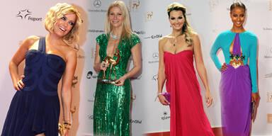 Die Roben der Bambi-Verleihung