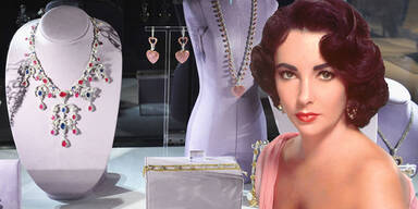 Liz-Taylor-Auktion endete mit Mega-Erlös