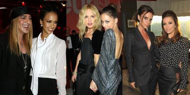 Die Fashion-Friends von Hollywood