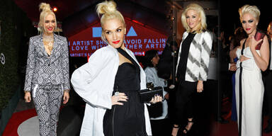 Die Looks von Gwen Stefani