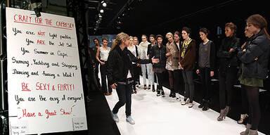 Fashion Weeks Backstage