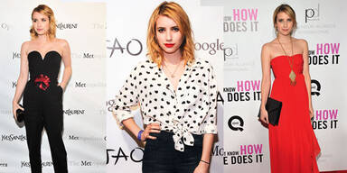 Star Style: Emma Roberts