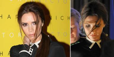 Victoria Beckham kann sich selbst nicht mehr sehen