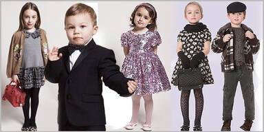 Neue Kinderkollektion von D&G