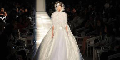 Chanel Haute Couture zeigt sich zauberhaft