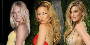 Warum Männer glänzendes Blond lieben