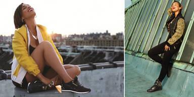 Alicia Keys modelt für Reebok-Sneakers