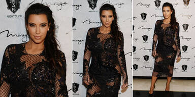 Kim Kardashian setzt auf Julien Macdonald
