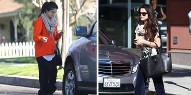 Selena Gomez: Schmuddel-Look vs. sexy casual