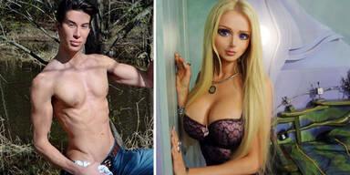 Real-Life-Barbie mag Real-Life-Ken nicht