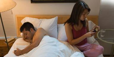 Studie verrät: Sex vor dem Einschlafen ist out