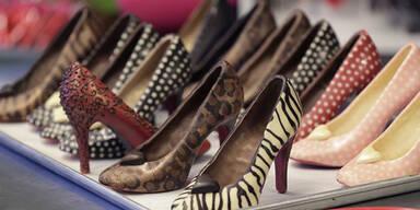 Schuhe aus Schokolade