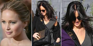 Jennifer Lawrence nach Oscars rabenschwarz