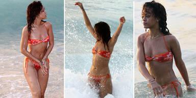 Rihanna will im Bikini heiraten