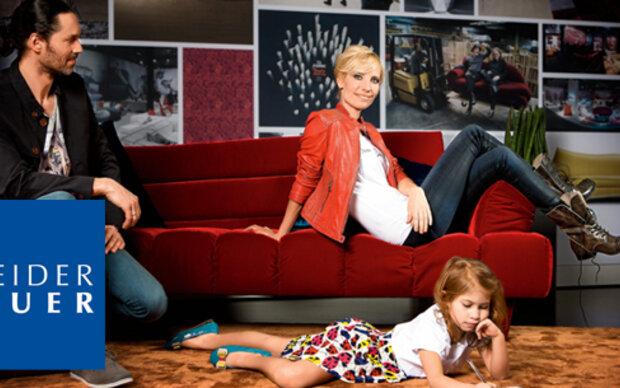 Cooles Mutter-Tochter-Umstyling mit Kleider Bauer