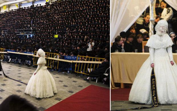 19-Jährige heiratet vor 25.000 Menschen