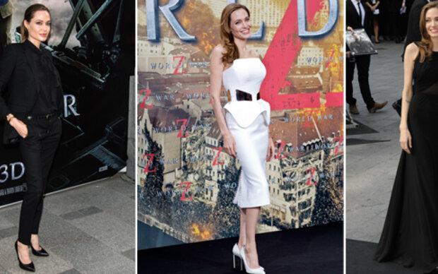 Angelinas Premieren-Styles
