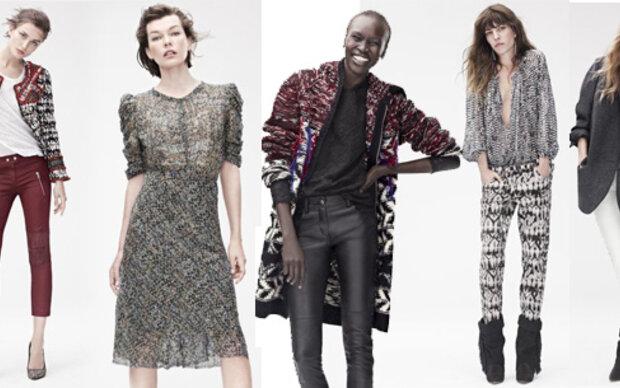 Isabel Marants Lookbook für H&M ist da