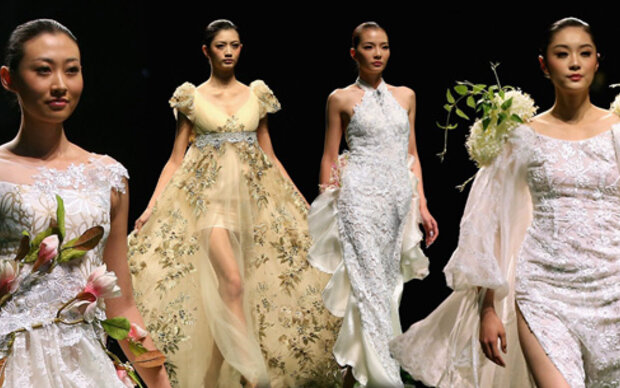 Braut-Trends aus China