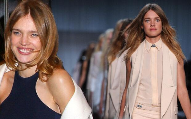 Topmodel Natalia Vodianova zum 4. Mal schwanger