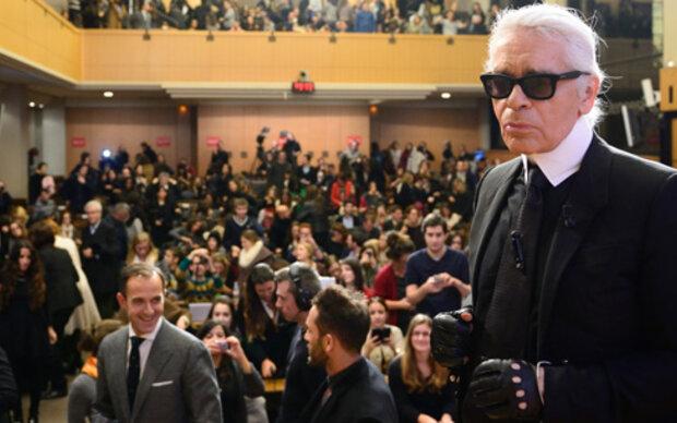 Karl Lagerfeld: 'Coco Chanel hätte mich gehasst'