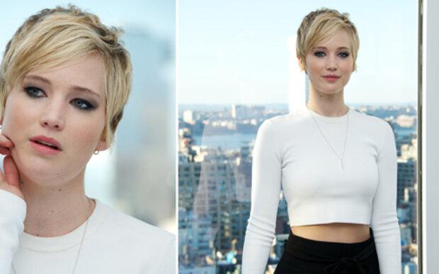 Jennifer Lawrence: 'Es sollte illegal sein jemanden als fett zu bezeichnen!'