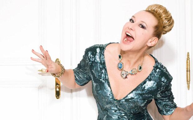 Andrea Buday: 'Bin gerne ein Star auf Zeit!'