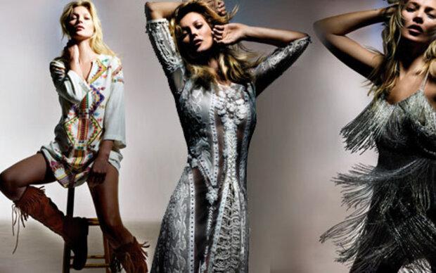 Kate Moss' neue Modekollektion ist da