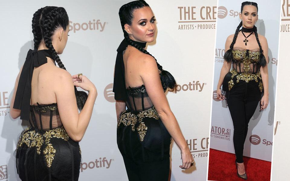 Ist das Kim? Nein, es ist Katy Perry