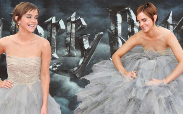 Emmas glamouröse Verabschiedung