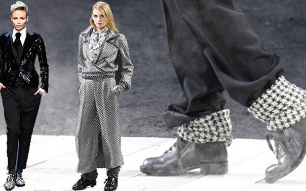 Herbst-Schuhe im Männerlook