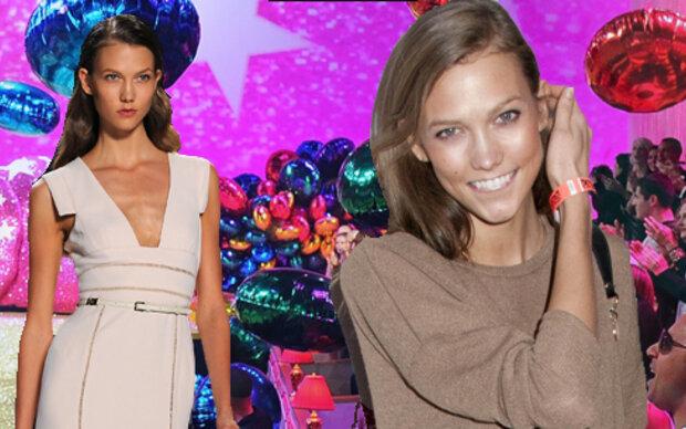 Karlie Kloss: zu dürr für Victoria's Secret?