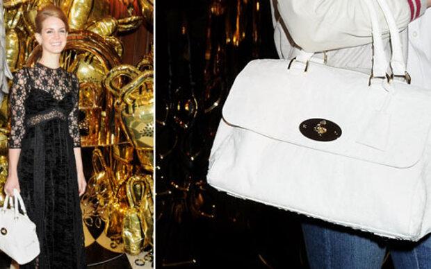 Lana del Rey bekommt eigene It-Bag