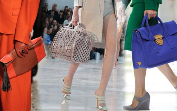 Die neuen It-Taschen 2012